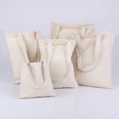 KBK Plain Cotton Basic Bag