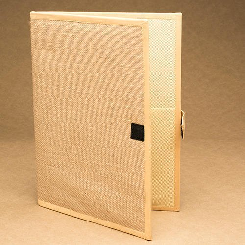 Jute Office File Folder