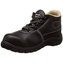 Safari Pro Tyson PVC Safety Shoes Steel Toe (Size 8)