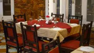 Galabagh restaurant at Bonjour Paradise Resort Udaipur 13