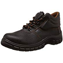 Safari Pro A-732 Ankle Safety Shoes Steel Toe (Size 9)