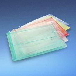 Clear Document Envelope Bag