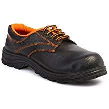 Safari Pro Safex Pvc Safety Shoes Steel Toe (Size 9)