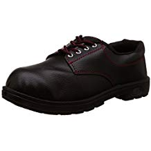 Safari Pro No.1 Steel-Toe Safety Shoes (Size 9)