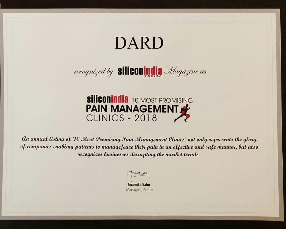 Articles 10 Most Promising Pain Management Clinics 2018 For Dard