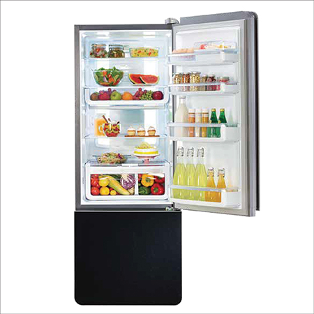 Godrej NXW Aura 430 Ltr 3 Star Bottom Mounted Refrigerator - RB NXW AURA 445MDI 3.4 Ox Blk