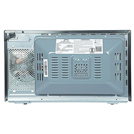Godrej 34L Convection Microwave Oven - GME 734 CR1 PM Violet Floral
