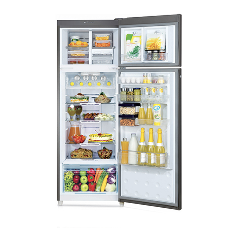 Godrej Eon Vibe Convertible 331 Ltr 2 Star Frost Free Double Door Refrigerator - RT EONVIBE 346B 25 HCIT ST RH