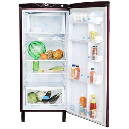 Godrej Edge 190 Ltr 2 Star Direct Cool Single Door Refrigerator - RD EDGE 205B 23 THF PP WN
