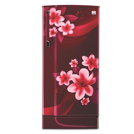 Godrej Edge 200 Ltr 2 Star Direct Cool Single Door Refrigerator - RD EDGE 215B 23 TAF PP WN