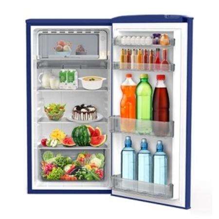 Godrej Edge RIO 192 Ltr 4 Star Direct Cool Single Door Refrigerator - RD EDGERIO 207D 43 THI ZN BL