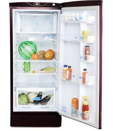 Godrej Edge 200 Ltr 3 Star Direct Cool Single Door Refrigerator - RD EDGE 215C 33 TAI PP BL