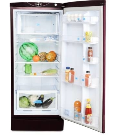 Godrej Edge 200 Ltr 3 Star Direct Cool Single Door Refrigerator - RD EDGE 215D 43 TAI GL BL