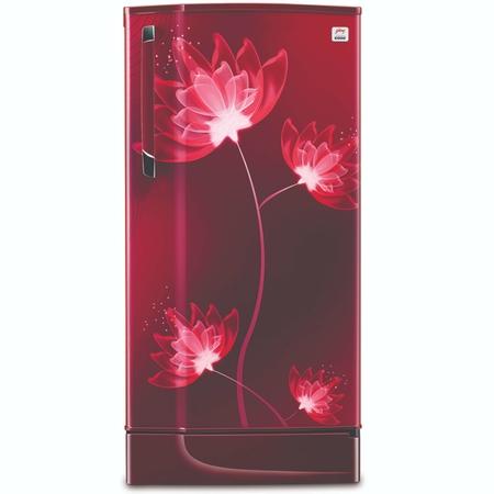 Godrej Edge 200 Ltr 3 Star Direct Cool Single Door Refrigerator - RD EDGE 215D 43 TAI GL WN