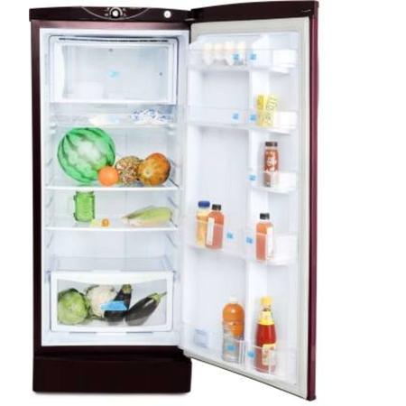 Godrej Edge 190 Ltr 3 Star Direct Cool Single Door Refrigerator - RD EDGE 205C 33 TDI GL BL