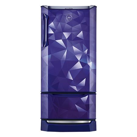 Godrej Edge Duo 255 Ltr 3 Star Direct Cool Single Door Refrigerator - RD EDGEDUO 270C 33 TDI PS BL