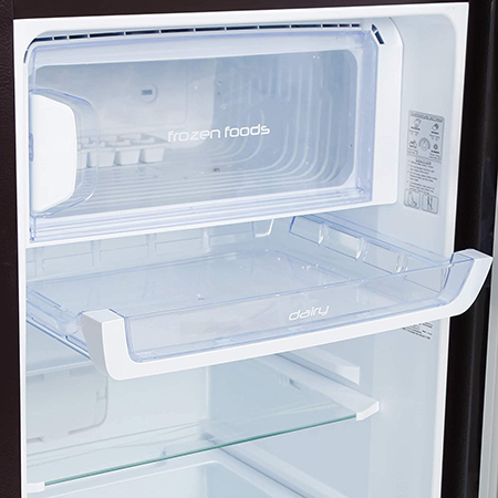 Godrej Edge Pro 190 Ltr 4 Star Direct Cool Single Door Refrigerator - RD EDGEPRO 205D 43 TAI JW BL
