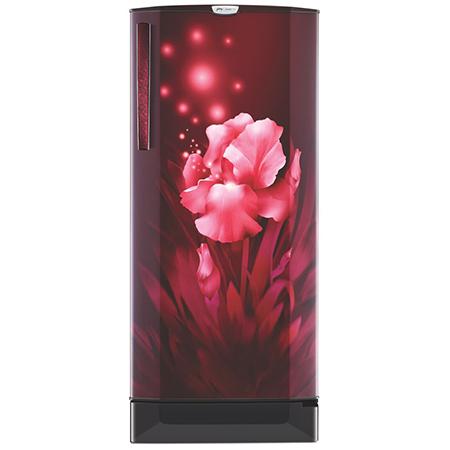 Godrej Edge Pro 190 Ltr 4 Star Direct Cool Single Door Refrigerator - RD EDGEPRO 205D 43 TDI AQ WN