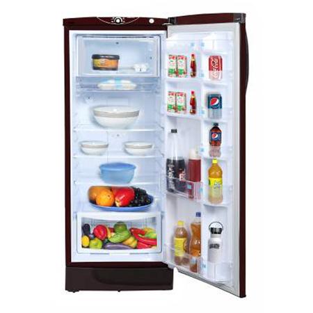 Godrej Edge SX 251 Ltr 3 Star Direct Cool Single Door Refrigerator - RD EDGESX 266C 33 TAI GL BL