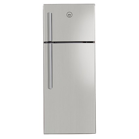 Godrej Eon Vibe 261 Ltr 3 Star Frost Free Double Door Refrigerator - RT EONVIBE 276C 35 HCI ST RH
