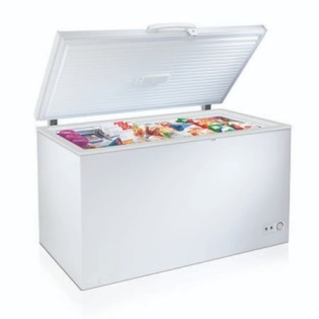 Godrej Hard Top 325 Ltr range single door convertible chest freezer - DH GCHW 325 R6SHC Rw