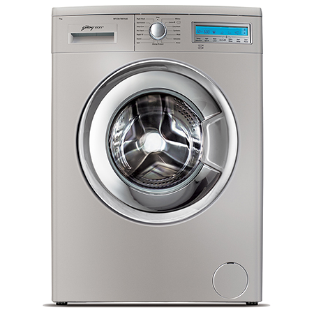 Godrej Eon 7 Kg Fully Automatic Front Load Washing Machine - WF Eon 7010 PASC Silver