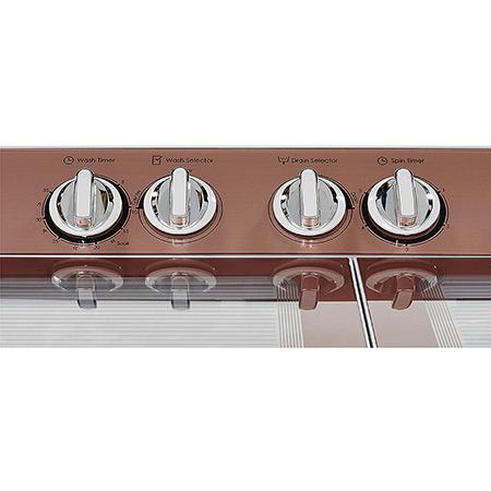 Godrej Edge NX 10 Kg Semi Automatic Washing Machine - WS EDGE NX 1020 CPBR Rs Gd