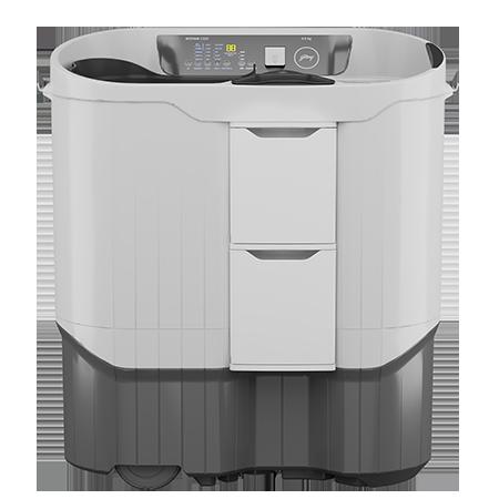 Godrej Edge Digi 8.5 Kg Semi Automatic Washing Machine - WS EDGE DIGI 85 5.0 PB2 M GPGR