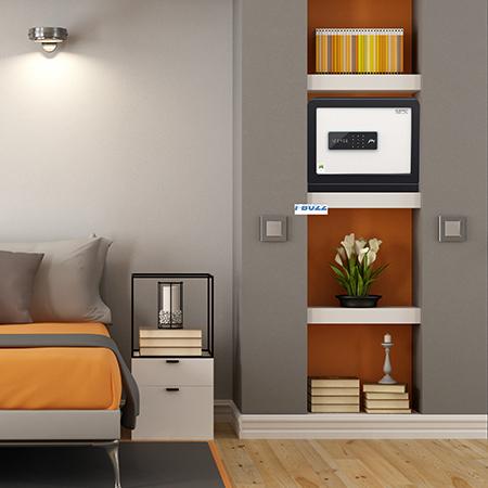 Godrej Ritz Touch with I Buzz Home Locker