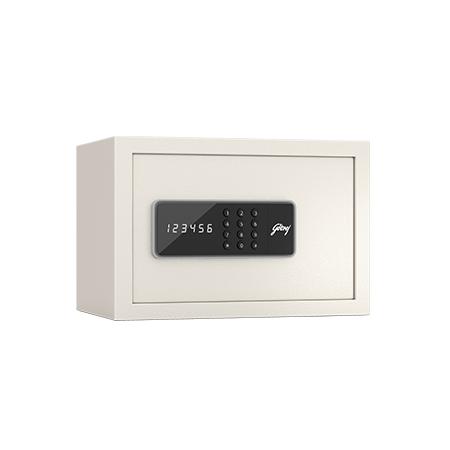 Godrej NX Pro Digital (8L) Ivory Home Locker