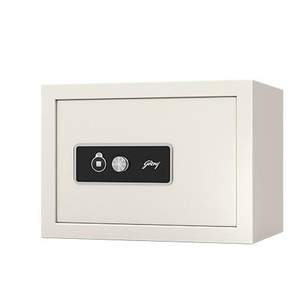 Godrej NX Pro Key Lock (15L) Ivory Home Locker