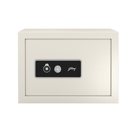 Godrej NX Pro Key Lock (15L) Ivory Home Locker