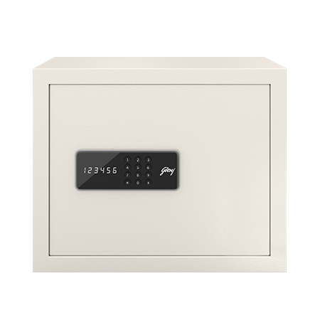 Godrej NX Pro Digital (30L) Ivory Home Locker