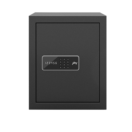 Godrej NX Pro Digital (40L) Ebony Home Locker