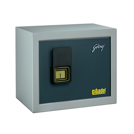 Godrej Citadel 45 V1 Grey Home Locker