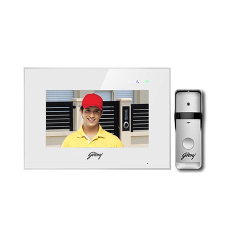 Godrej Seethru 7 Pro Wifi Video Door Phone