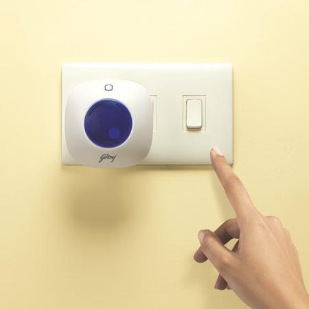 Godrej Eagle I-Lite Home Alarm System