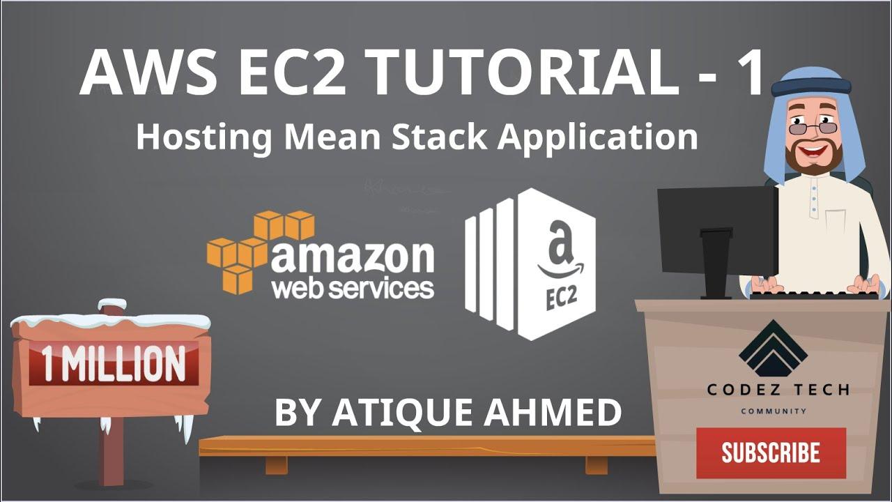 AWS EC2 Tutorial for the Beginners