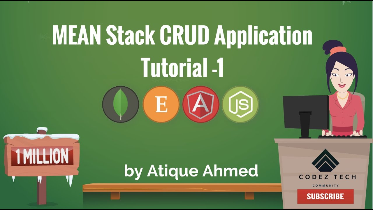 MeanStack Tutorail for the Beginners
