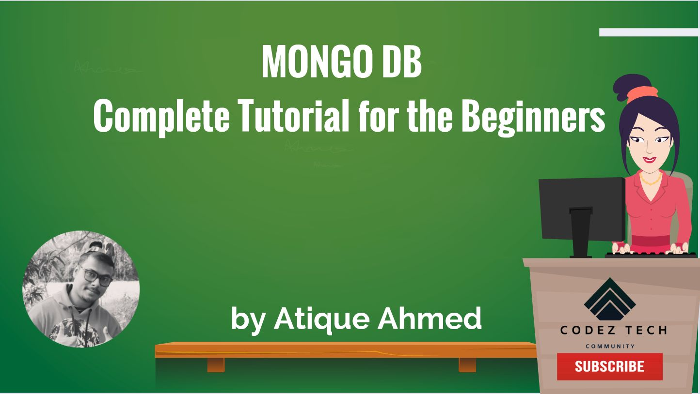 MongodbTutorial for the Beginners