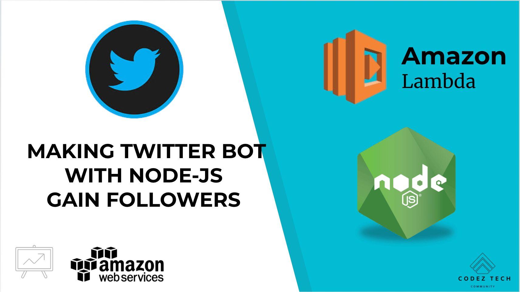 Making Twitter Bot