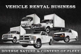 Profitable Niche Vehicle Rental Business