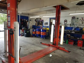 Auto Shop And Service Station Business For Sale