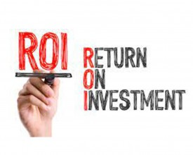 50 % Return On Investment 100 % Life Achievement