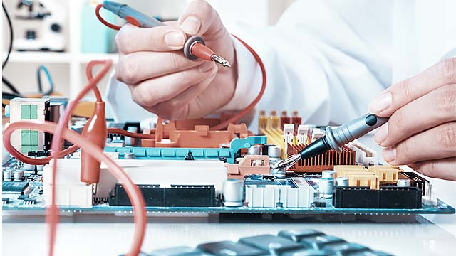 Electronics product manufacturing unit is looking for Investors