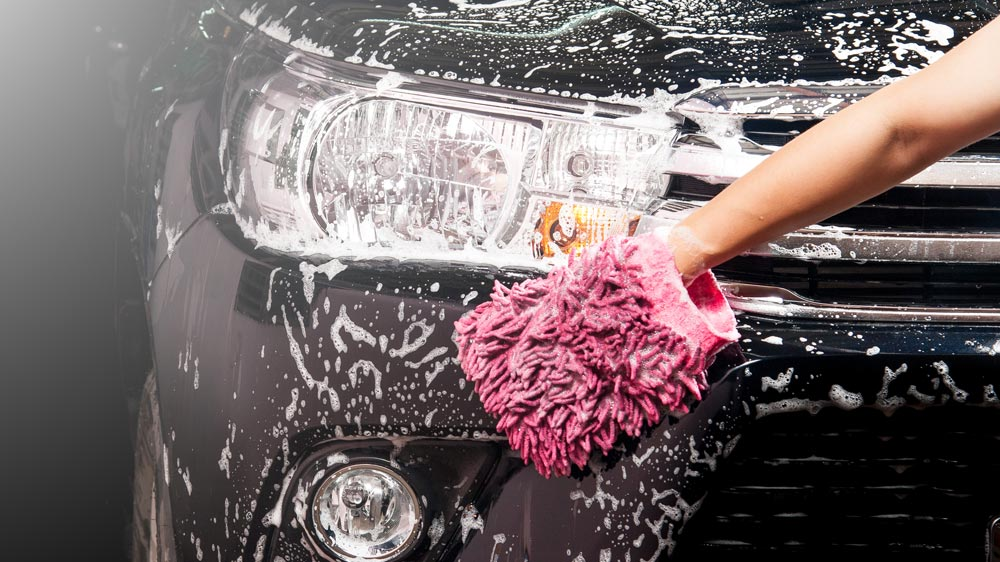 Automobile wash