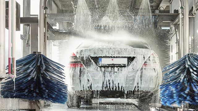 Unique startup idea and concept of car wash business require investors for business establishment