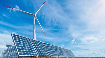 Lender required to expand the renewable energy business