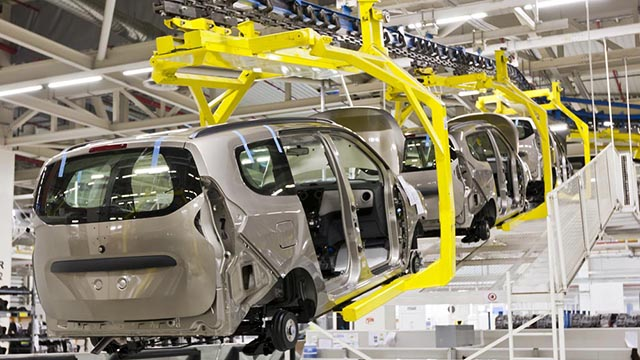 An eco-friendly automobile manufacturing company looking to scale up production