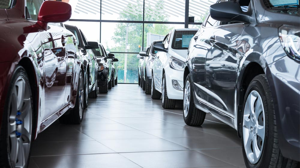 Automobile Showrooms